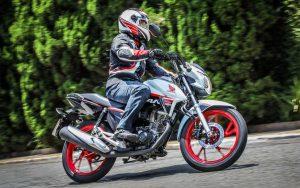 Conheça a nova Honda CG 160 Titan S 2020