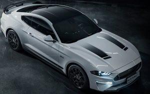 Mustang Black Shadow vem pro Brasil