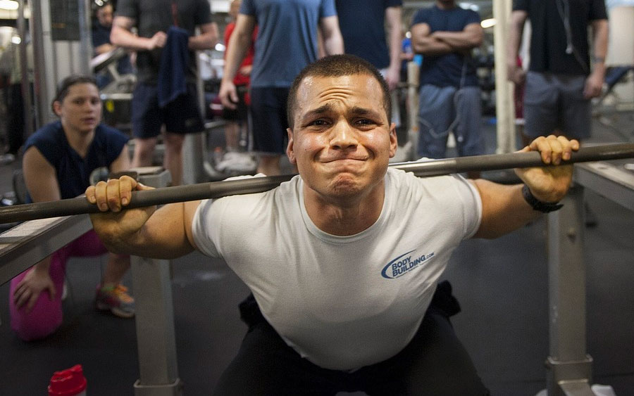 Porque os músculos cansam