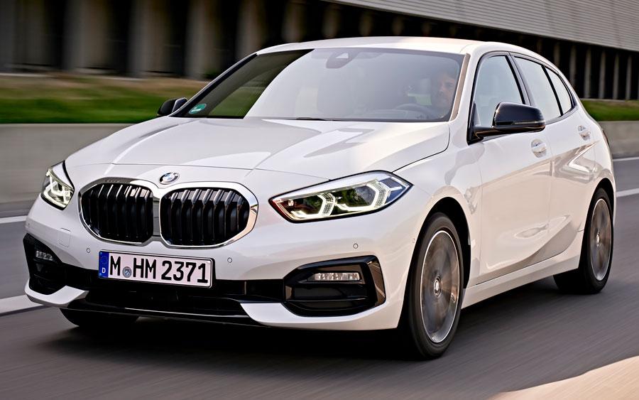 Novo BMW Série 1 estreia no Brasil