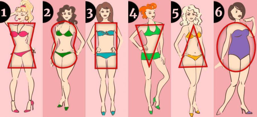 Entenda como definir seu tipo de corpo e como valorizar ainda mais seu biotipo.