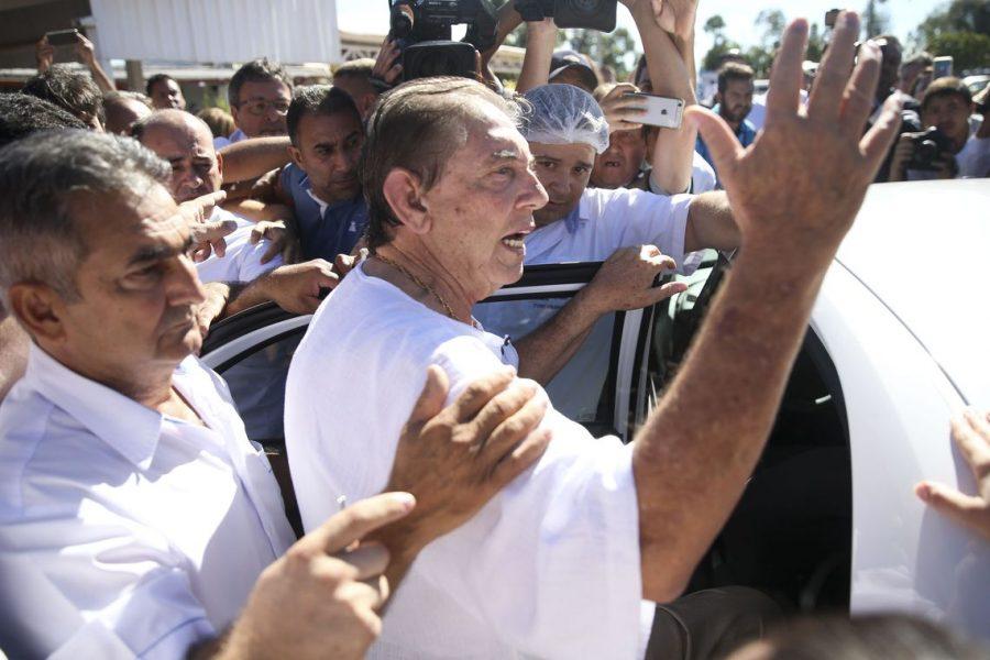 João de Deus (foto: Marcelo Camargo/Agência Brasil)