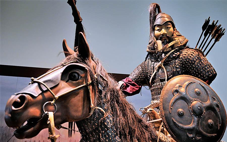 A ascensão e queda do Império Mongol