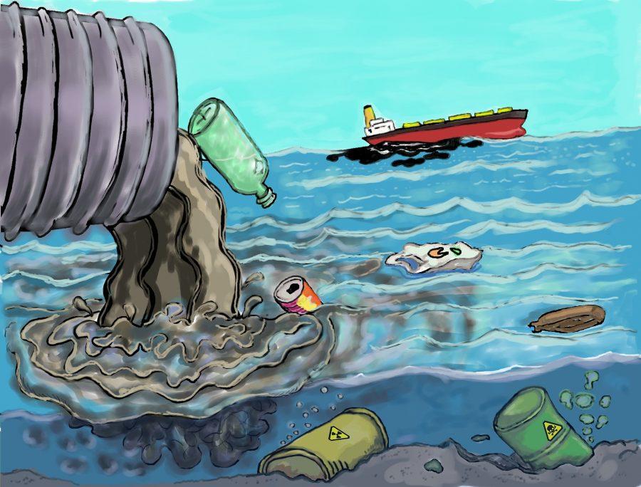 A poluição plástica no oceano é um enorme desafio que afeta 60% da vida marinha e mata mais de um milhão de aves e 100 mil animais marinhos anualmente