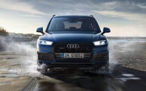 Audi Q5 é um poderoso SUV
