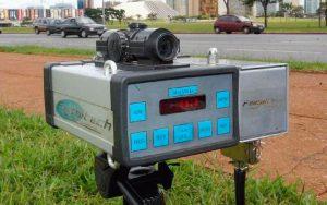 Radares móveis podem voltar para rodovias federais