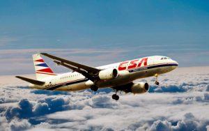 Porque as viagens de avião têm turbulência