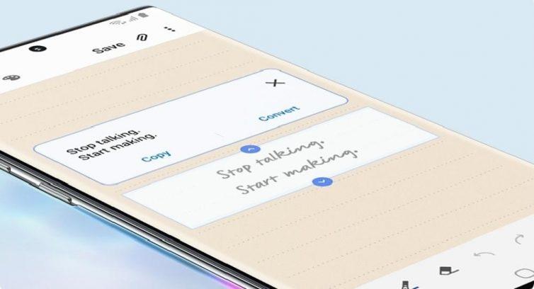 Anotações de uma reunião, uma lista de compras, datas importantes que não podem ser esquecidas: é tudo mais fácil com a S Pen, já conhecida por usuários da linha Galaxy Note