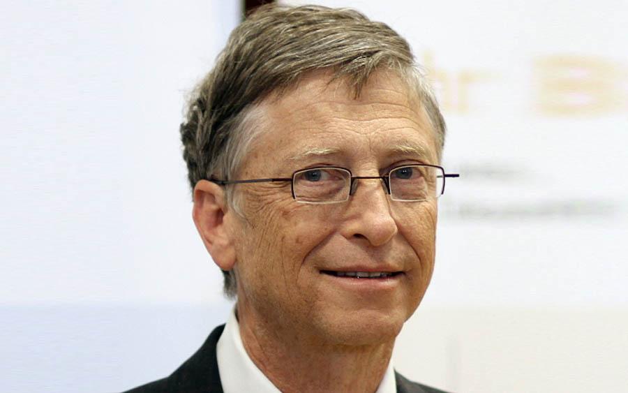 Bill Gates disse que criaria galinhas se ganhasse US$ 2 por dia