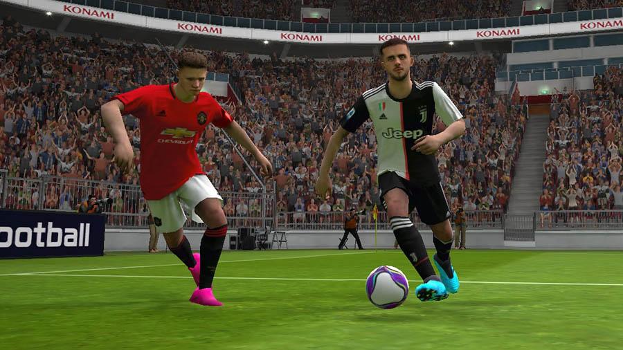 A emoção do futebol dos consoles no seu dispositivo móvel