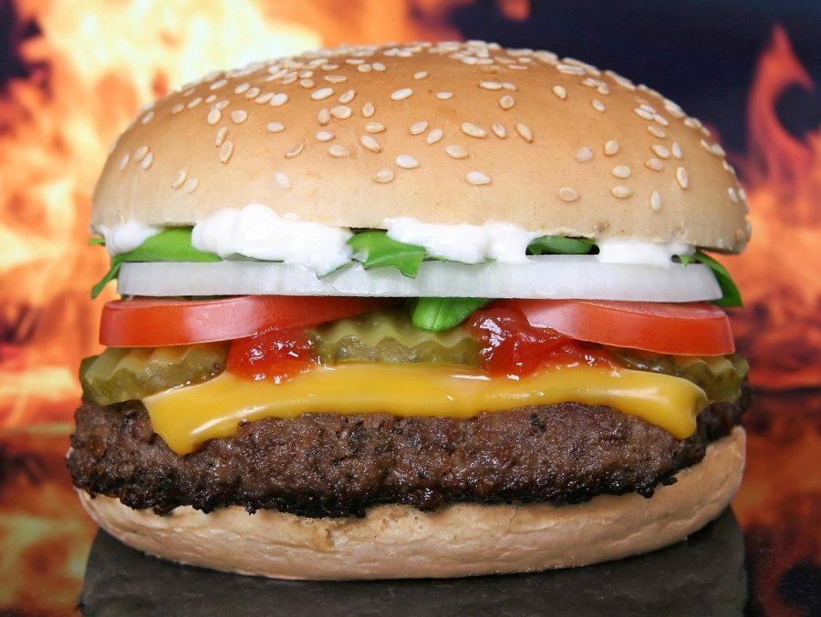 Nossa demanda por carne, laticínios e carboidratos refinados, não nossa necessidade, nosso desejo nos leva a consumir muito mais calorias do que é bom para nós.