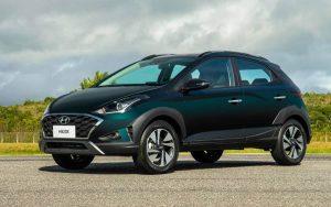 Confira os detalhes do novo Hyundai HB20X 2020