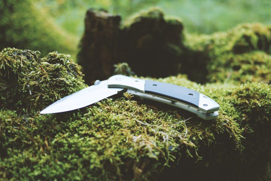 Seu primeiro canivete é como a primeira ferramenta universal que lhe é dada