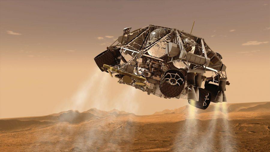 Viajar para Marte poderá mudar a sua vida