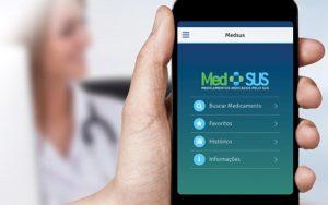 App MedSUS ajuda profissionais de saúde pelo celular