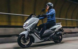 NMAX 160 ABS, a scooter da Yamaha
