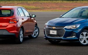 Chevrolet Onix bate recorde de vendas
