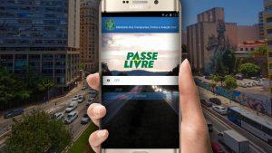 Passe Livre: baixe o app e veja como se cadastrar