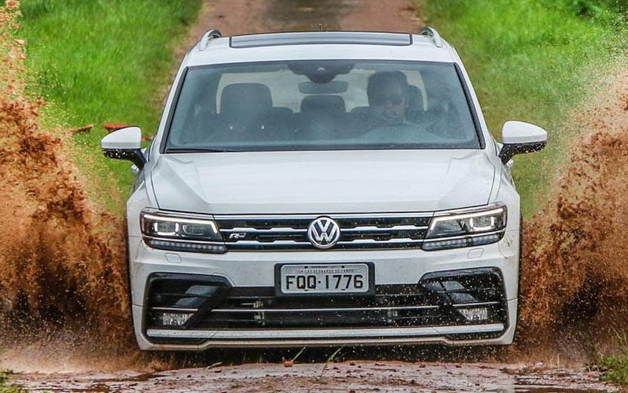 Volkswagen Tiguan 2020 chega mais equipado