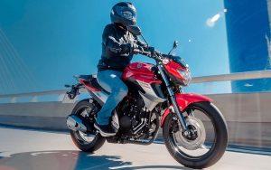 Confira o modelo 2020 da Fazer 250 ABS da Yamaha