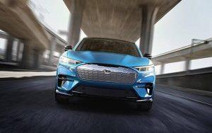 SUV Ford Mustang elétrico empolga quem curte tecnologia