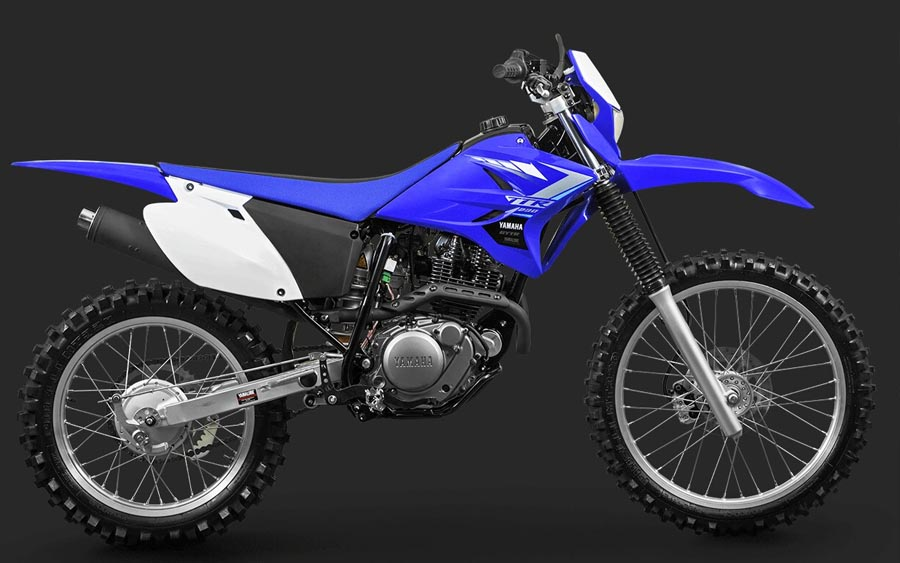 Bem vindo ao mundo off-road com a Yamaha TT-R230