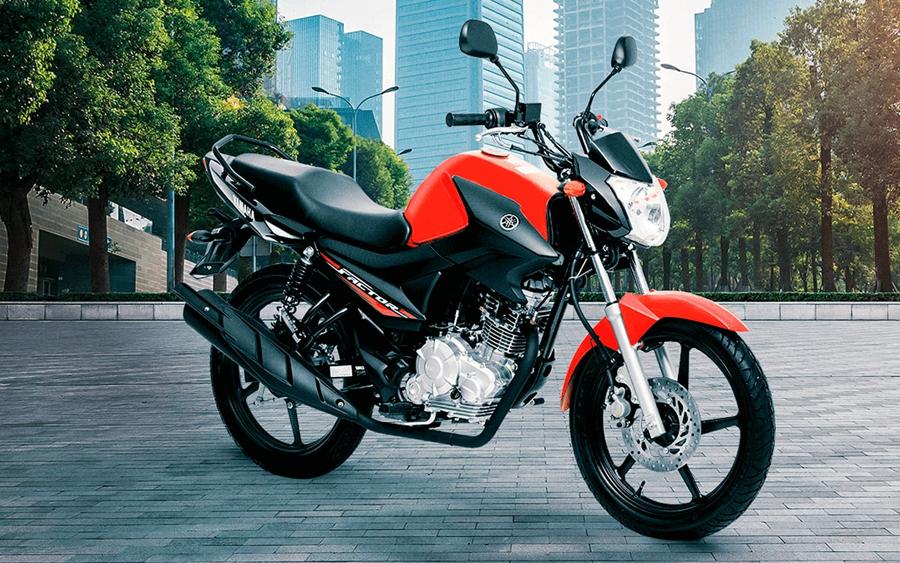 Factor 125i, a moto da linha urbana da Yamaha