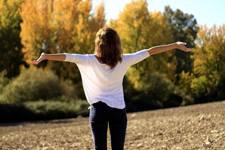 Quando superamos os problemas, somos capazes de viver em paz
