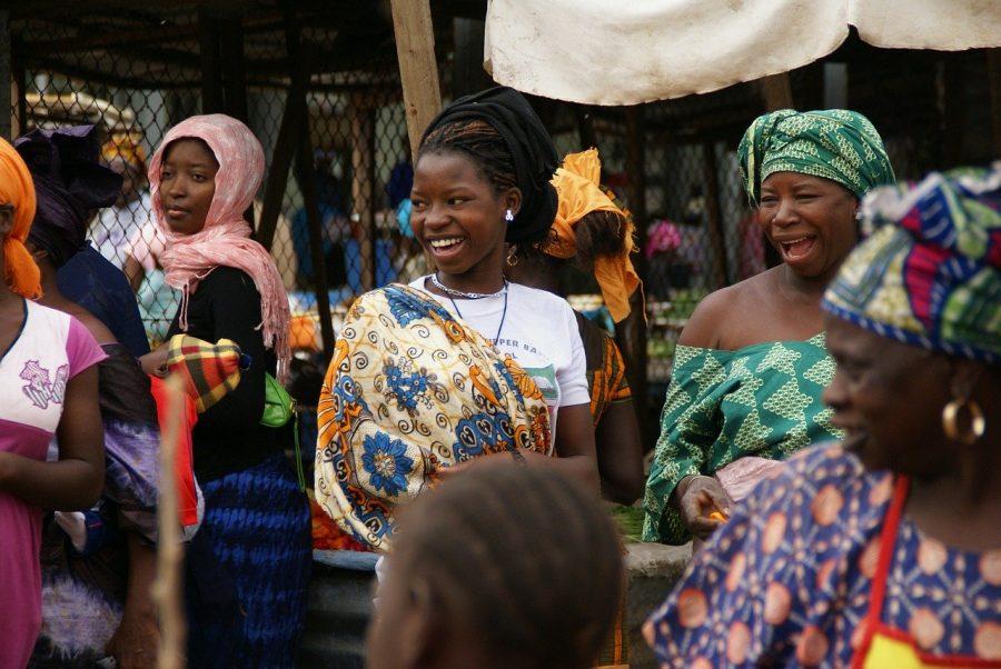 A África, de certo modo, vive uma mudança. Uma mudança em como gerenciar sua imagem, e assume o controle do seu próprio destino