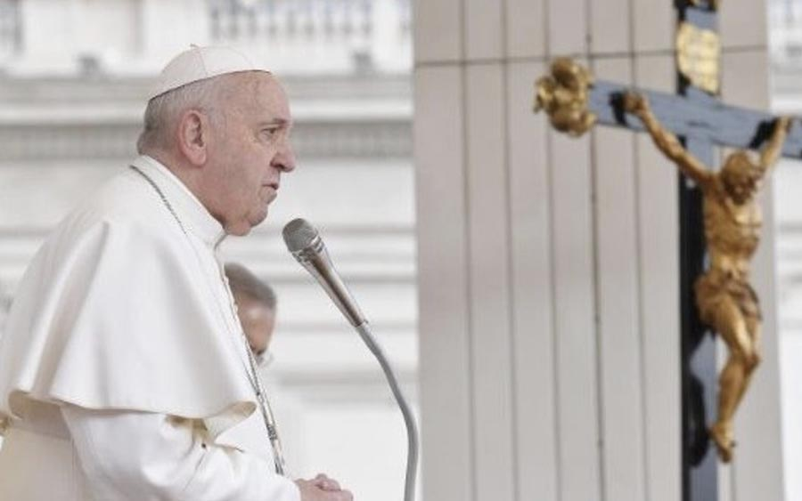 """Papa manda mensagem para """"esquentadinhos"""" das redes sociais"""