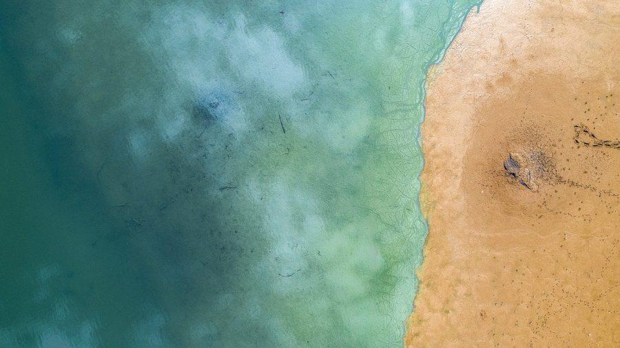 O Pacífico é o maior dos oceanos e cobre quase um terço da superfície da Terra