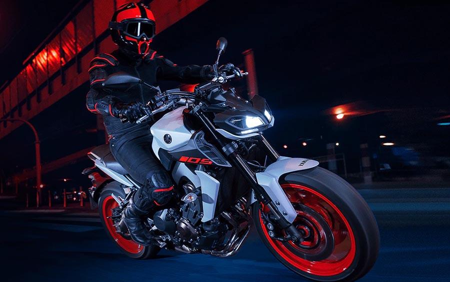 Chegou a nova MT-09 2020, modelo alto padrão da Yamaha