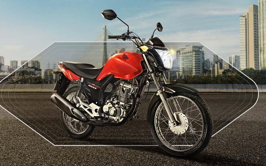 Confira as novidades da nova Honda CG 160 Start 2020