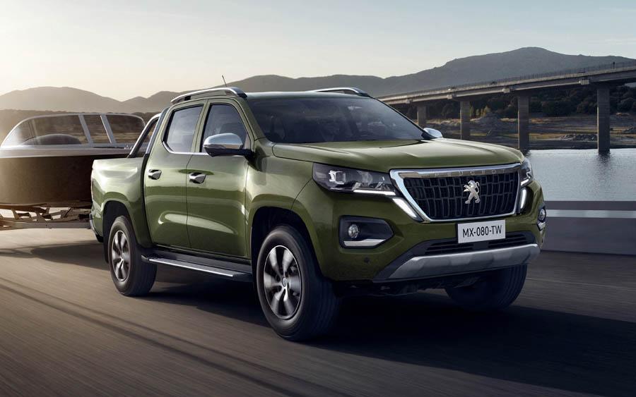 Landtrek é a nova picape da Peugeot