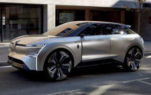Renault Morphoz: conceito elétrico com carroceria surpreendente