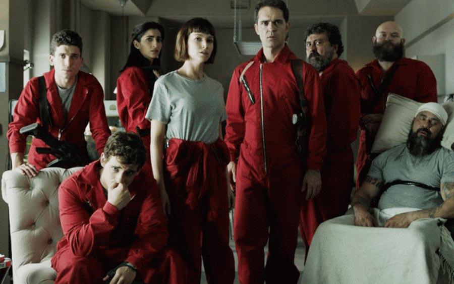 Confira o trailer de 4ª temporada de La Casa de Papel