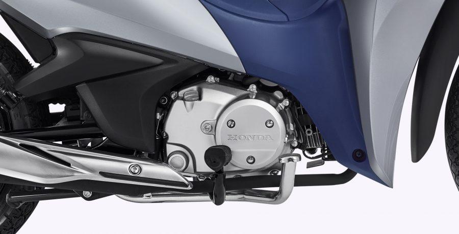 A Honda Biz continua econômica como sempre