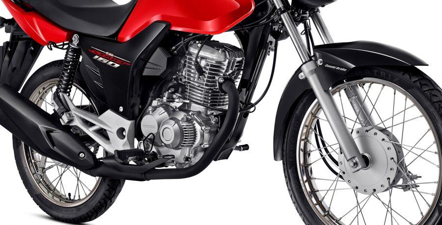 Motor 162cc da CG 160 Start