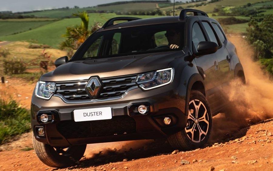 Renault Duster 2021 é um veterano com cara nova