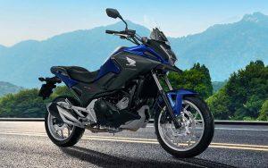 A inovadora Honda NC 750X ABS 2020