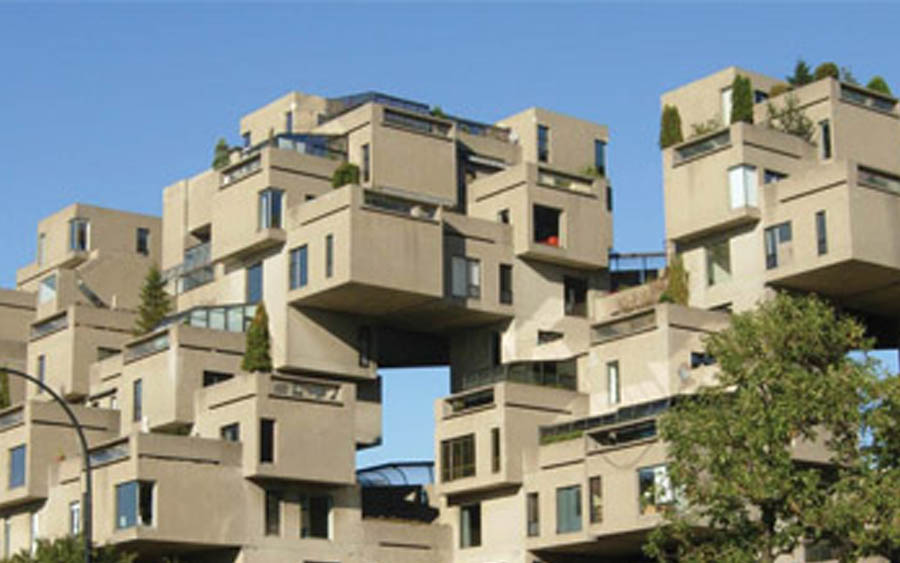 Moshe Safdie  ensina como construir o algo único na arquitetura