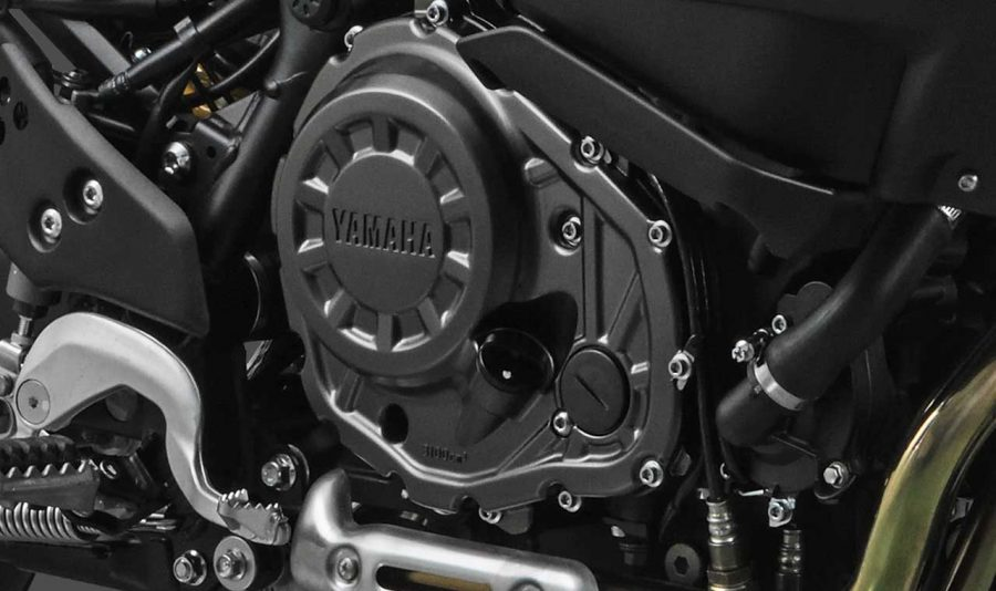 Motor 1.199cc, 112cv de potência e acelerador eletrônico com a tecnologia YCC-T.