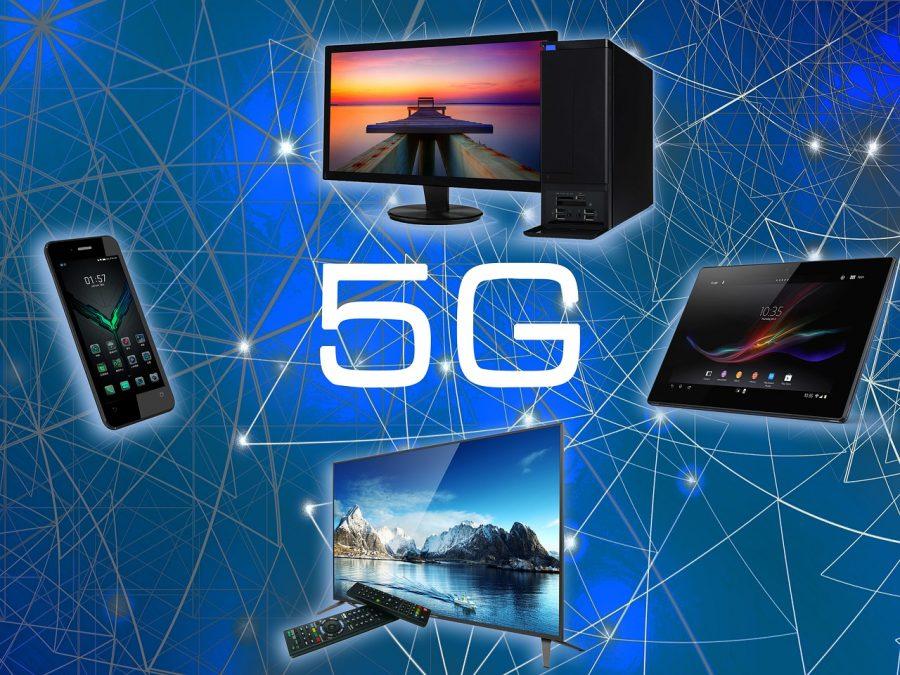O 5G vai possibilitar conectar 1 milhão de coisas por quilômetro quadrado