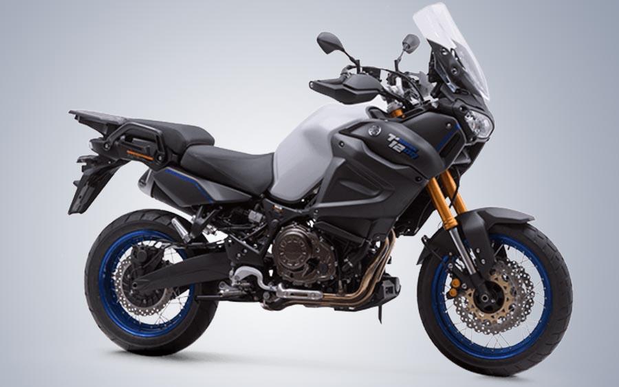 Velocidade, potência e tecnologia, são as características da Super Ténéré 1200 DX ABS da Yamaha