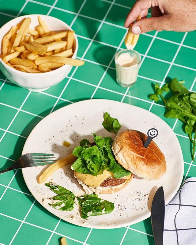 """A Fazenda do Futuro já desenvolveu até uma versão """"2.0"""" do Futuro Burger, como sendo até mais saudável"""