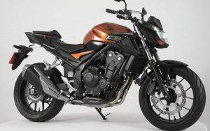 Com design totalmente esportivo, a CB 500F da Honda custa só R$ 26.900