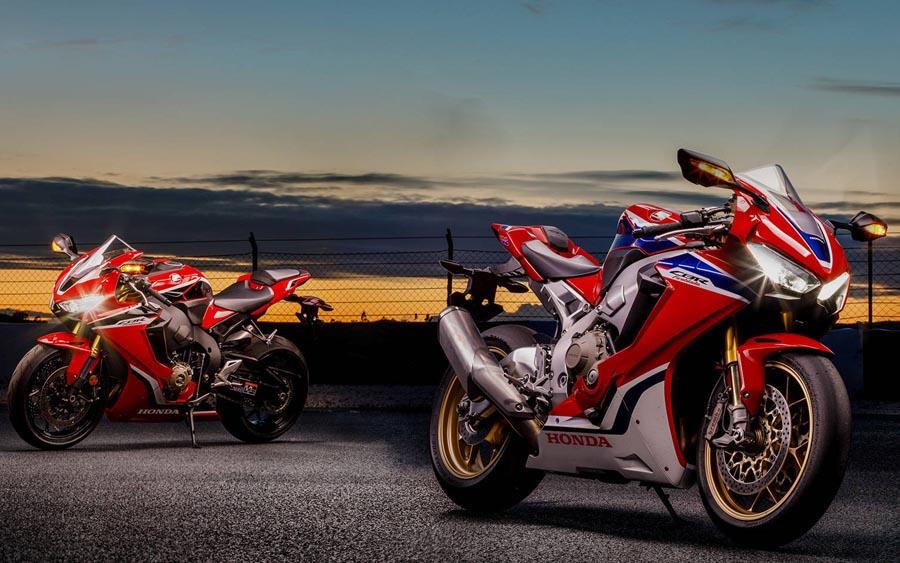 Honda CBR 1000RR Fireblade das pistas do MotoGP diretamente para a cidade
