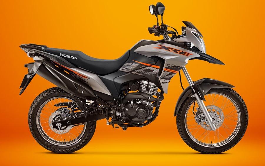Honda XRE 190 é uma boa opção para quem procura um modelo confortável e seguro para rodar na cidade