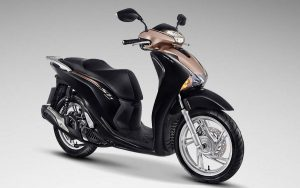 Nova Scooter SH 150i da Honda