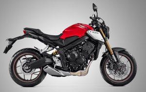 Chegou a nova CB 650R para substituir a antiga CB 650F na gama de motos da Honda